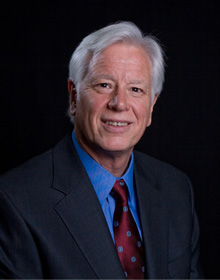 Headshot of Tommy Thomas, Ph.D.